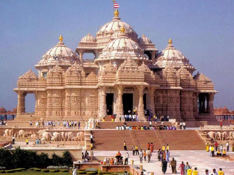 Akshardham Temple Tour