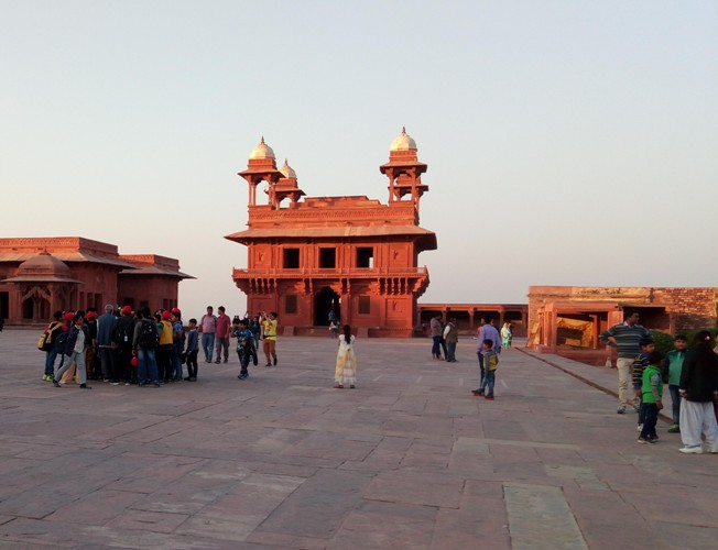 Agra Sightseeing Tour with Fatehpur Sikri