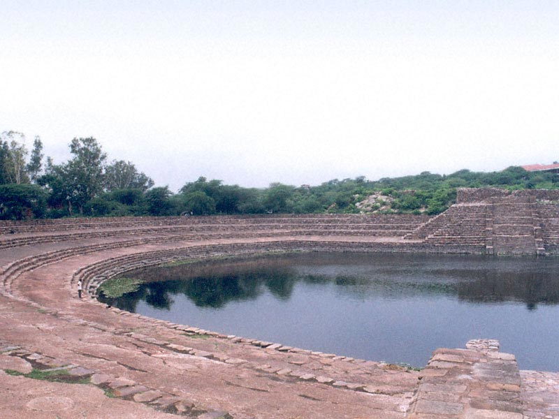 Surajkund Lake Tour